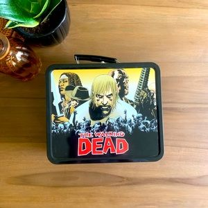 Collectable The Walking Dead lunchbox